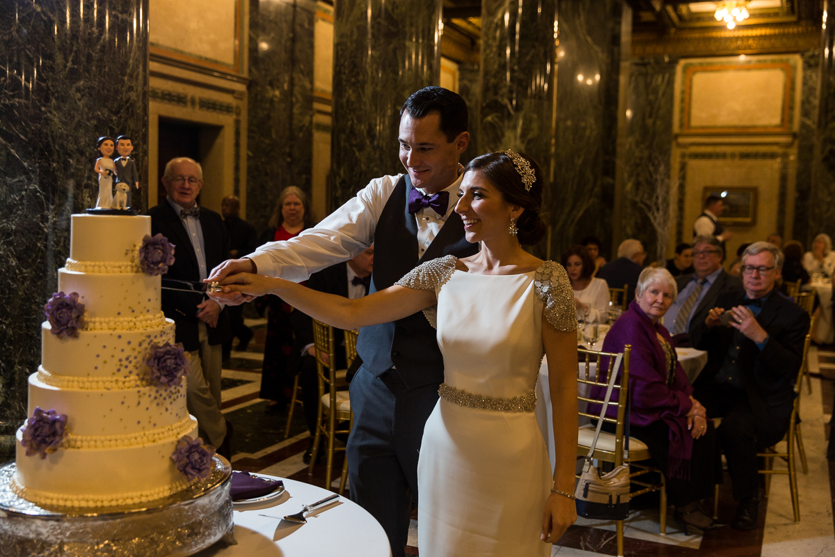 St. Paul\'s Cathedral and Carnegie Museum Pittsburgh Wedding ...