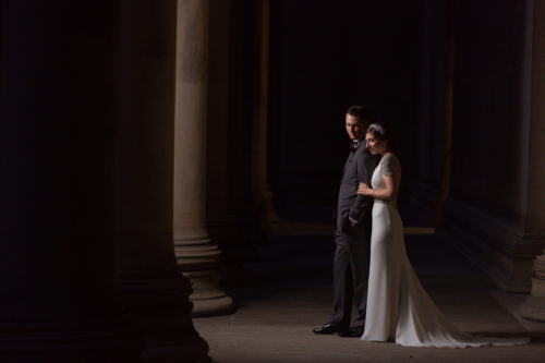 Mellon Institute Wedding