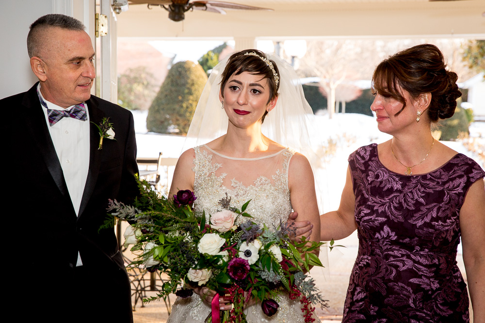 antrim wedding ceremony